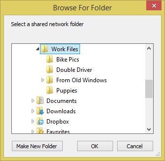 how to know computer name of a mapped drive