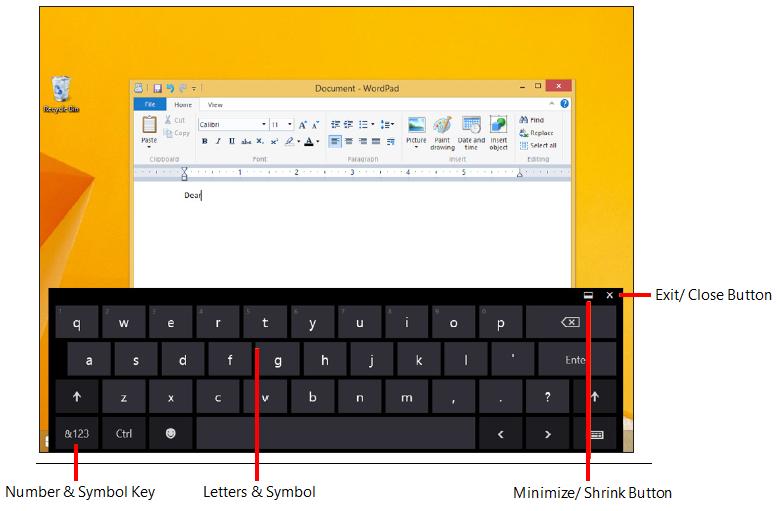 Using Some Keyboard Alternatives   Windows Techies